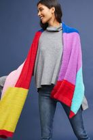 Anthropologie Tania Cosy Graphic Scarf