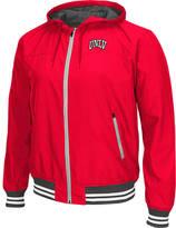 Men's Stadium UNLV Runnin' Rebels College Black Ice HD Windbreaker Jacket