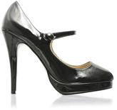 ASOS Patent Mary Jane Platform Shoe