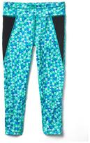 Athleta Girl Icy Geo Chit Chat Capri