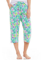 Sleep Sense Succulent Capri Sleep Pants