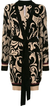 Antonio Marras Intarsia-Knit Cardigan