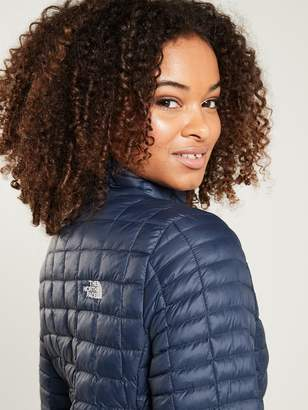 The North Face Thermoball Full Zip Jacket - Navy