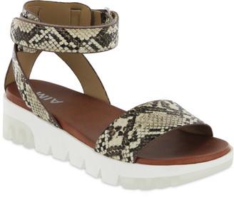 Mia Risha Strappy Platform Sandal