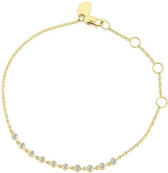 Meira T 14K 0.27 Ct. Tw. Diamond Bracelet