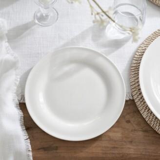The White Company Symons Bone China Side Plate , White, One Size