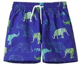 Stella Cove Toddler Boy's Elephant Swim Trunks