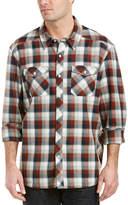 Icebreaker Merino Lodge Wool Woven Shirt
