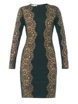 Stella McCartney Charlie lace insert dress
