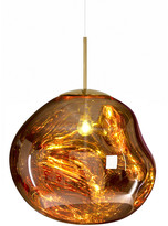 Tom Dixon Melt Gold Pendant Light - Big