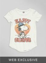 Junk Food Clothing Kids Boys Happy Camper Tee-sugar-xl