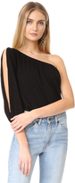 Velvet Honie One Shoulder Top