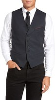 Ted Baker Men's 'Cabwai' Modern Trim Fit Vest