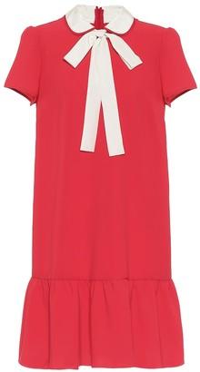 RED Valentino Crepe minidress