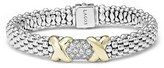 Lagos Women's 'Diamond Lux' Diamond Rope Bracelet