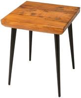 Butler Specialty Company Jurgen Wood & Metal End Table