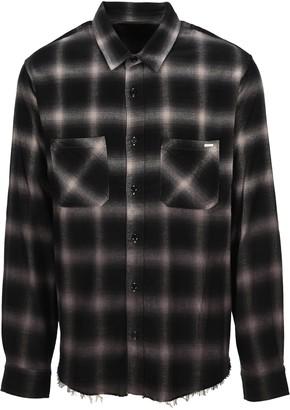 Amiri Ombre Checked Shirt