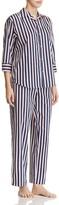 Ralph Lauren Classic Sateen Long Pajama Set
