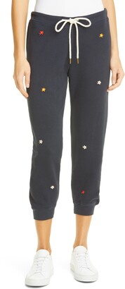 The Great The Cropped Jogger Sweatpants