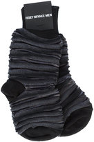Issey Miyake striped socks