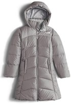 The North Face Girl's 'Elisa' Water Repellent Down Parka