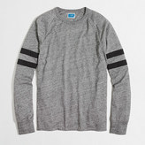 J.Crew Factory Slim double-striped football T-shirt