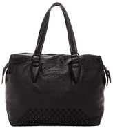 Liebeskind Berlin Studded Pebble Leather Tote