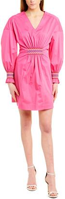 Derek Lam 10 Crosby Katerina A-Line Dress
