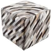 Surya Lycaon Cube Pouf