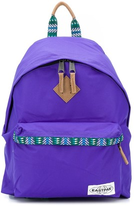 Eastpak Two-Tone Zipped Backpack