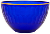 Oscar de la Renta Gallery Large Glass Serving Bowl
