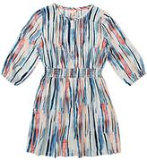 Jigsaw Girls' Autumn Bark Dress, Multi