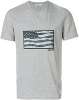Givenchy American flag T-shirt