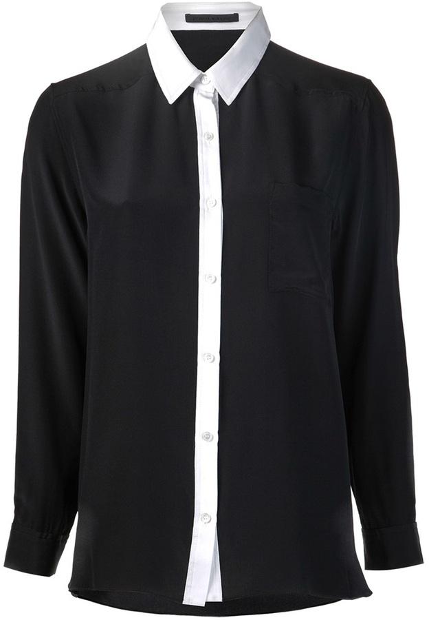 Jenni Kayne sheer blouse
