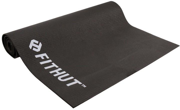 Fithut Fithut Yoga Mat In Black
