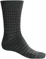 Fox River Everyday Pinstripe Socks - Merino Wool, Crew (For Men)