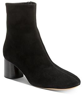 Vince Women's Tasha Block Heel Ankle Booties