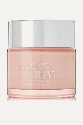 RéVive Fermitif Neck Renewal Cream Spf15, 75ml - Colorless