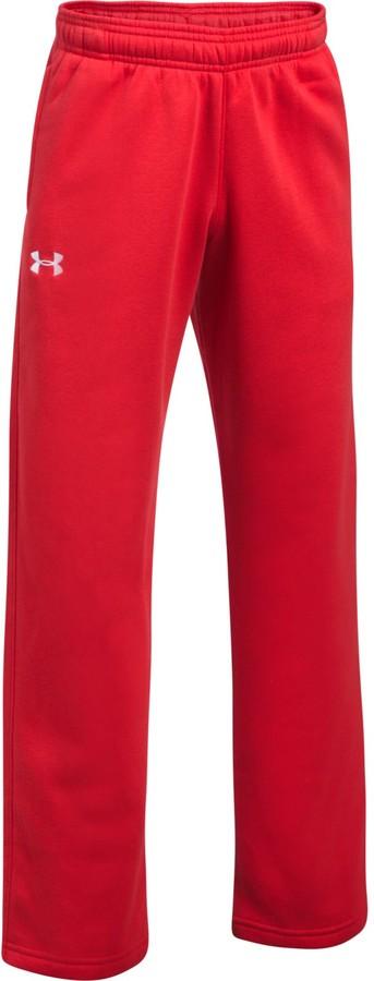 0327c815e Under Armour Red Boys' Pants - ShopStyle