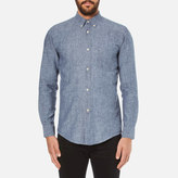 Our Legacy Men's 1940's Shirt Chambray Blue