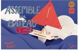 Koa Koa Construction Game - Wooden Catamaran