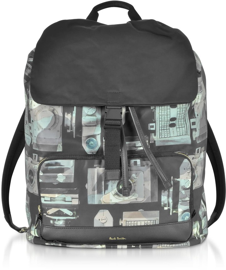 ff00f8499 Paul Smith Men's Backpacks - ShopStyle