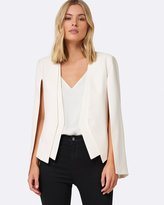Forever New Giselle High Low Capelet