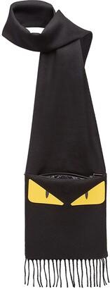 Fendi Bag Bugs eyes scarf