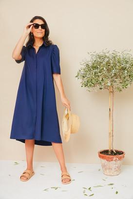 Do & Be Marigold Stripe Kayla Dress