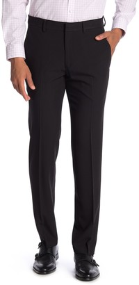 """Kenneth Cole Reaction Herringbone Solid Suit Separates Trousers - 29-34"""" Inseam"""