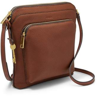 Fossil Cindy Crossbody Handbags Black