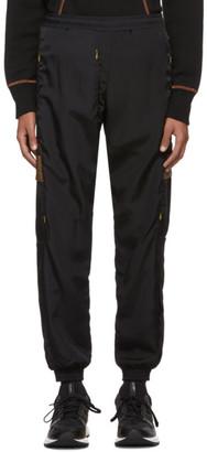 Cottweiler Black Motor Combat Cargo Pants