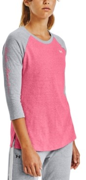 Under Armour Legacy Colorblocked T-Shirt
