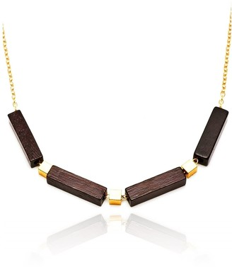 Daixa Somed Black Necklace